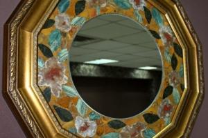 Зеркало. Цветочный луг