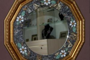 Зеркало. Ромашки