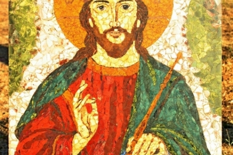 Картины из крымского камня
