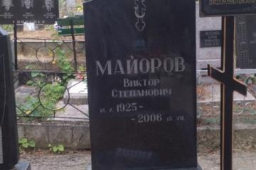 Памятники в виде креста