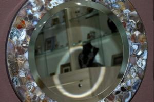 Зеркало. Агат